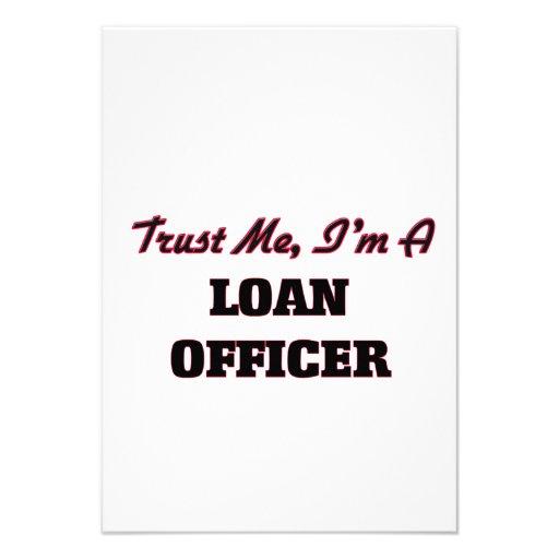 Trust me I'm a Loan Officer Custom Invites