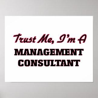 Trust me I'm a Management Consultant Print