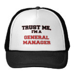 Trust Me I'm a My General Manager