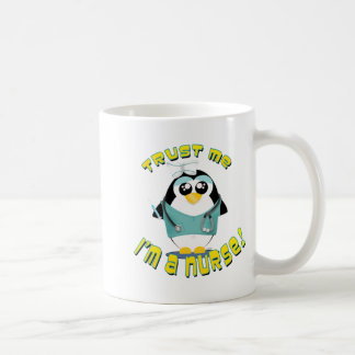 Trust Me I'm a Nurse Coffee Mug