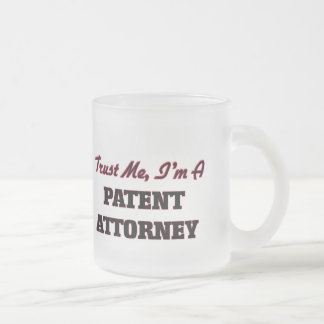 Trust me I'm a Patent Attorney Coffee Mug