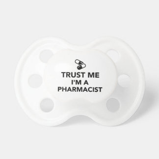 Trust me I'm a Pharmacist Baby Pacifiers