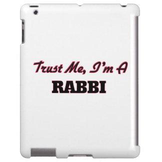Trust me I'm a Rabbi