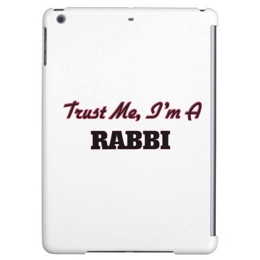 Trust me I'm a Rabbi Cover For iPad Air