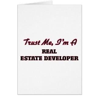 Trust me I'm a Real Estate Developer Card