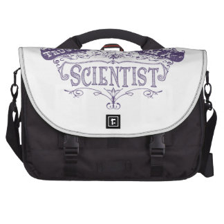 Trust me I'm a Scientist Commuter Bags