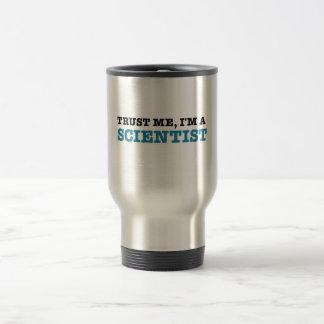 Trust Me, I'm A Scientist Travel Mug