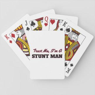 Trust me I'm a Stunt Man Card Decks