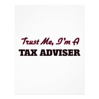 Trust me I'm a Tax Adviser Flyer
