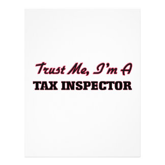 Trust me I'm a Tax Inspector Flyer