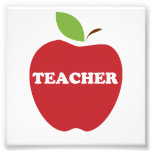 Trust Me, I'm a Teacher Red Apple