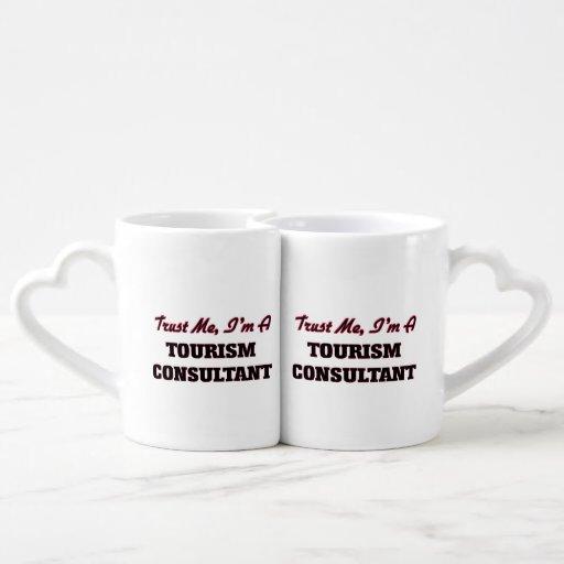 Trust me I'm a Tourism Consultant Lovers Mug