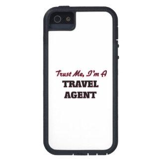 Trust me I'm a Travel Agent iPhone 5 Cases