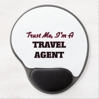 Trust me I'm a Travel Agent Gel Mousepad