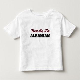 Trust me I'm Albanian Tee Shirt