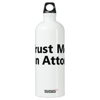 Trust me, I'm an Attorney SIGG Traveller 1.0L Water Bottle