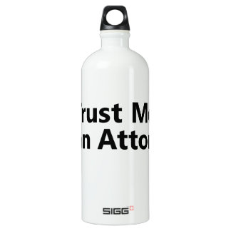 Trust me, I'm an Attorney SIGG Traveler 1.0L Water Bottle