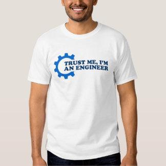 trust me im an engineer t shirt