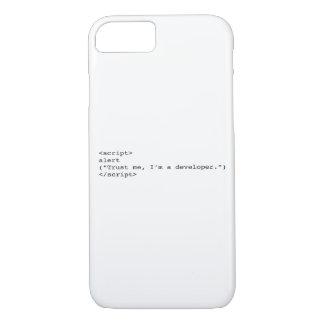 Trust me, I'm developer iPhone 8/7 Case