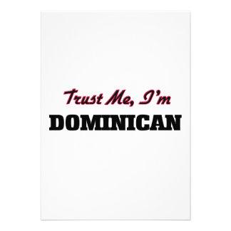 Trust me I'm Dominican Invite