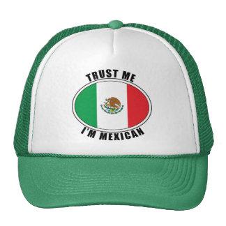 Trust Me I'm Mexican Hats