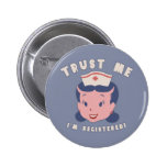 Trust Me - I'm Registered Pin