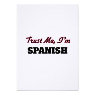 Trust me I'm Spanish Invites