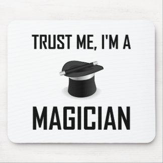 Trust Me Magician Mouse Pad