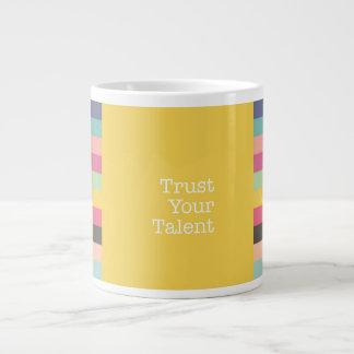 Trust Your Talent Jumbo Mug