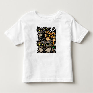 """Trust Yourself"" Toddler Fine Jersey T-Shirt"