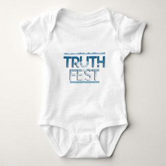 Truth Fest Basics Baby Bodysuit