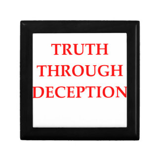 truth jewelry box