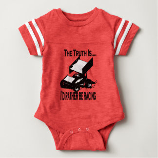 Truth is jersey onsie baby bodysuit