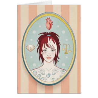 Truth, Love, Beauty Card