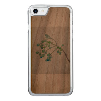 Truth of green carved iPhone 8/7 case