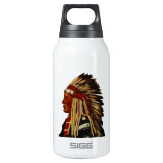 TRUTH PEACE WISDOM INSULATED WATER BOTTLE