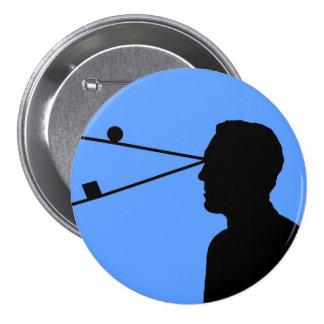 Truth Test 7.5 Cm Round Badge