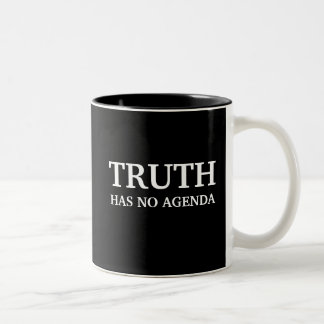 Truth Two-Tone Coffee Mug