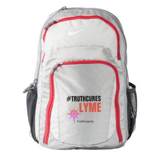 #Truthcureslyme nike backpack