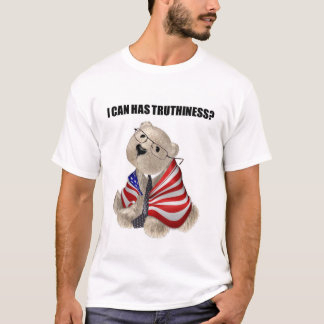 TruthinessBear T-Shirt