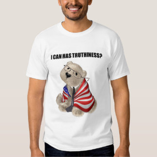 TruthinessBear T-shirts