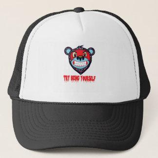 TRY BEING TRUCKER HAT