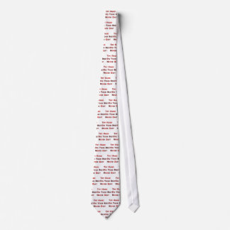 Try hard tie