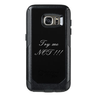 Try me not phone accessories OtterBox samsung galaxy s7 case