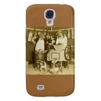 Try Our Sausages! You Get What You See Us Make Galaxy S4 Covers