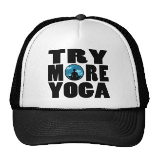 try yoga png hat