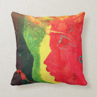 TRYBE THROW PILLOW