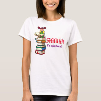 Trying to read T-Shirt