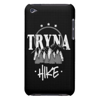 Tryna Hike Mountain Trip iPod Touch Cases