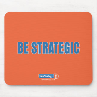 TS • MousePad_BeStrategic Mouse Pad